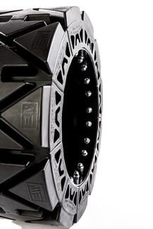 hard surface skid steer tires