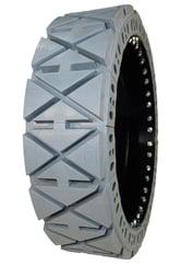 non marking telehandler tire