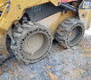 solid skid steer tire